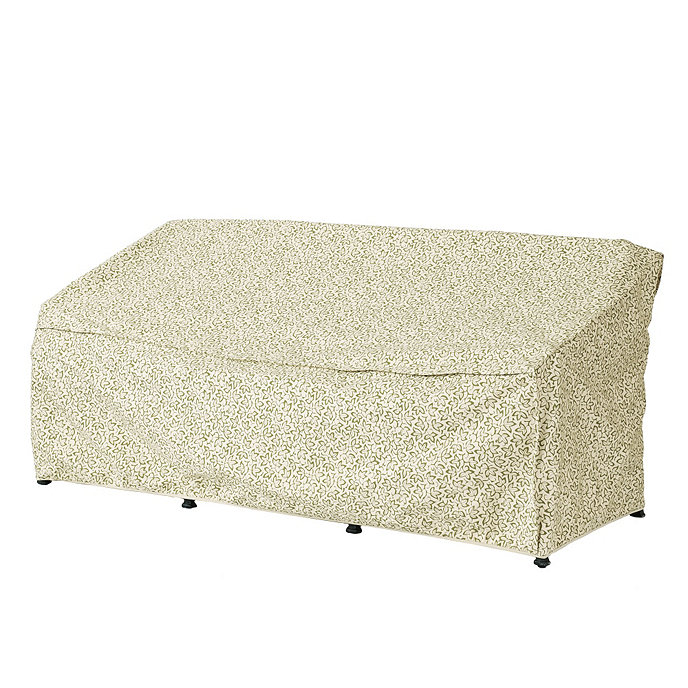 Sectional Couch Covers Waterproof: Outdoor Sofa Cover - 98 Inch