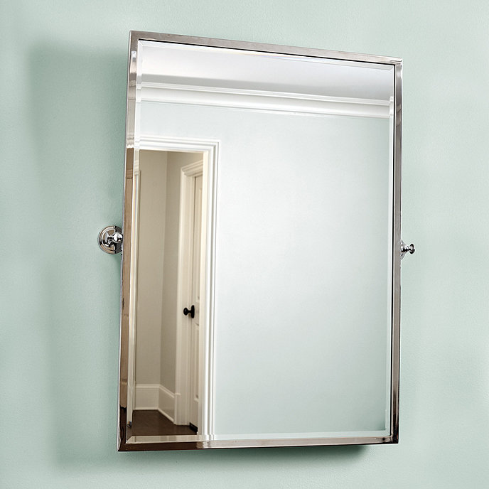 amelie rectangular pivot mirror ballard designs