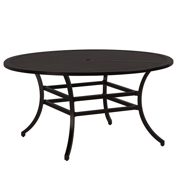 newport round dining table 60 inch ballard designs