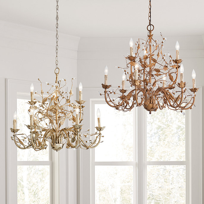 Ballards Lighting: Claire Chandeliers