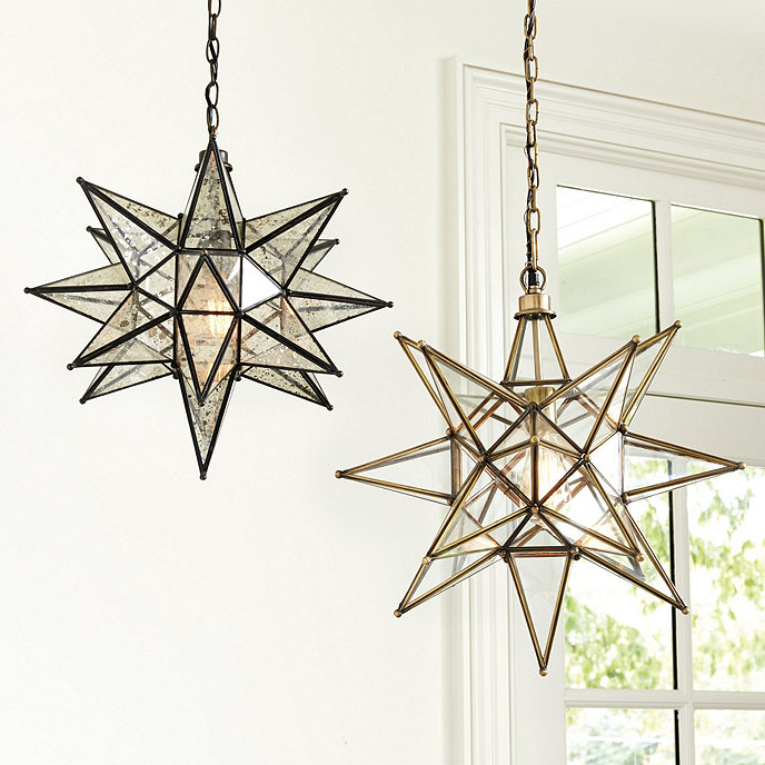 Moravian Star Pendant – Star Chandeliers