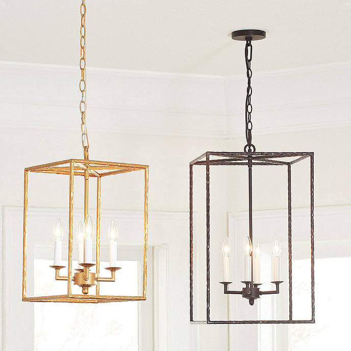 Ballards Lighting: Hadley 4-Light Pendant Chandelier