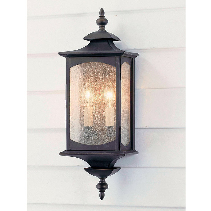Ballards Lighting: Light Outdoor Sconce