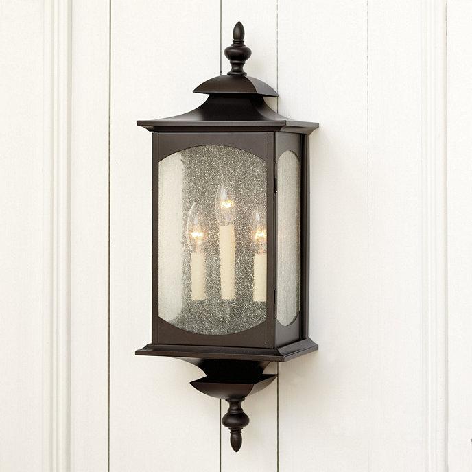 Concord 3 Light Outdoor Sconce Lighting Ballard Designs