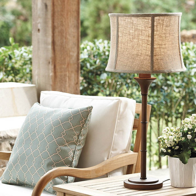 Outdoor Table Lamp: Galante Outdoor Table Lamp,Lighting