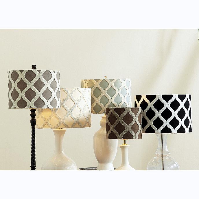 Lamp Shades For Buffet Lamps: Haviland Limited Edition Lamp Shade,Lighting