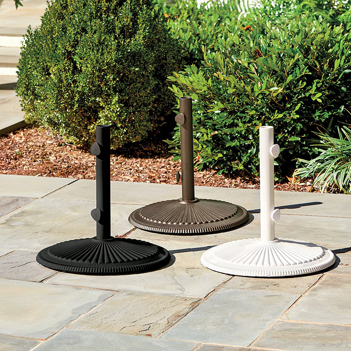 Umbrella Stand Designs : Umbrella stand durable cast iron ballard designs
