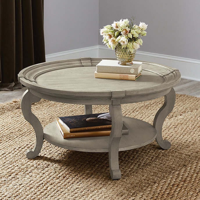 Carrington Coffee Table - Carrington Coffee Table Ballard Designs