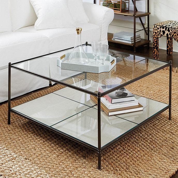 Lana Coffee Table - Lana Coffee Table Ballard Designs