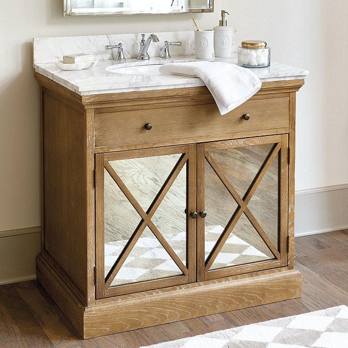 Ballard Design Bathroom Vanity : Calais bath vanity ballard designs