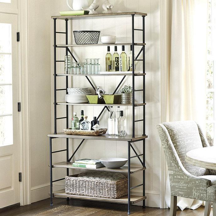 Sonoma Bookcase - Sonoma Bookcase Ballard Designs