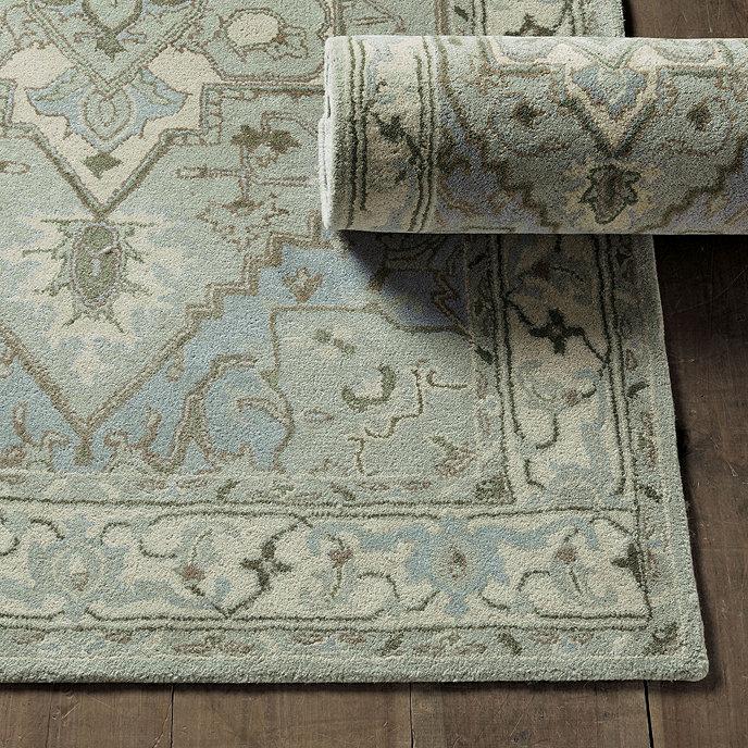 Adelaide hand tufted rug ballard designs for Adelaide design
