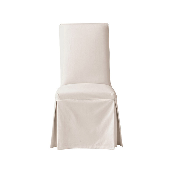 Ballard Essential Parsons Chair Slipcover Ballard Designs