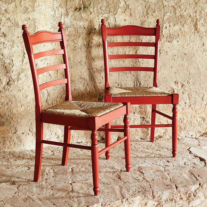 Ballard Design Kitchen Chairs: Casa Florentina Solvie Side Chairs