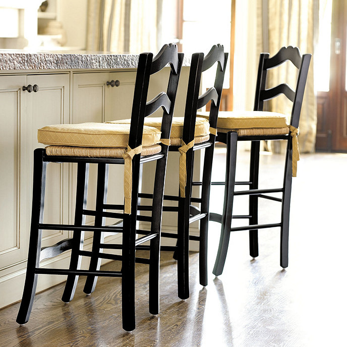 Lemans Counter Stools Italian Country Furniture Hand