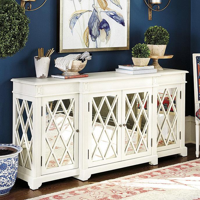 lyon sideboard ballard designs. Black Bedroom Furniture Sets. Home Design Ideas
