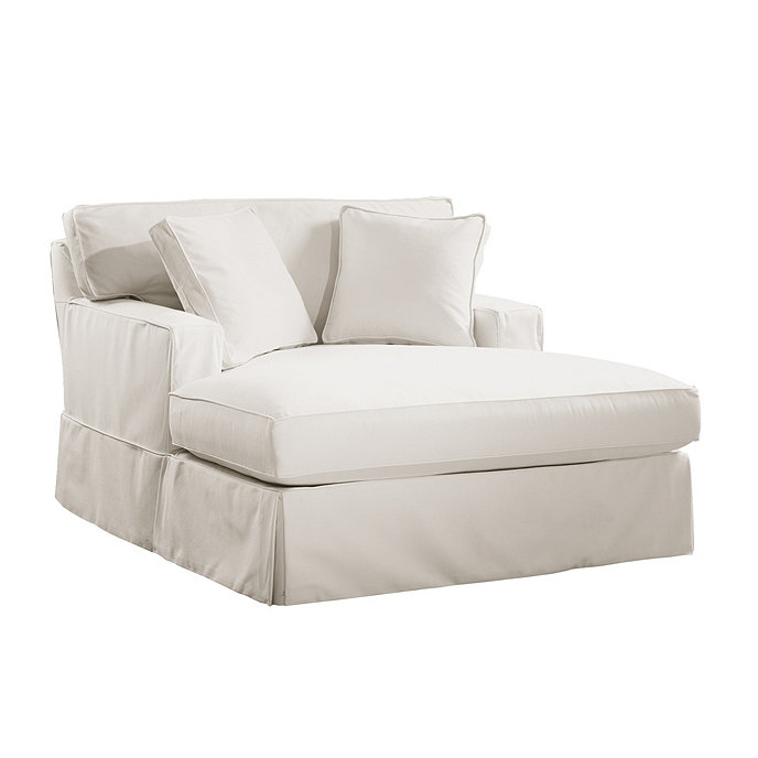 graham chaise slipcover ballard designs