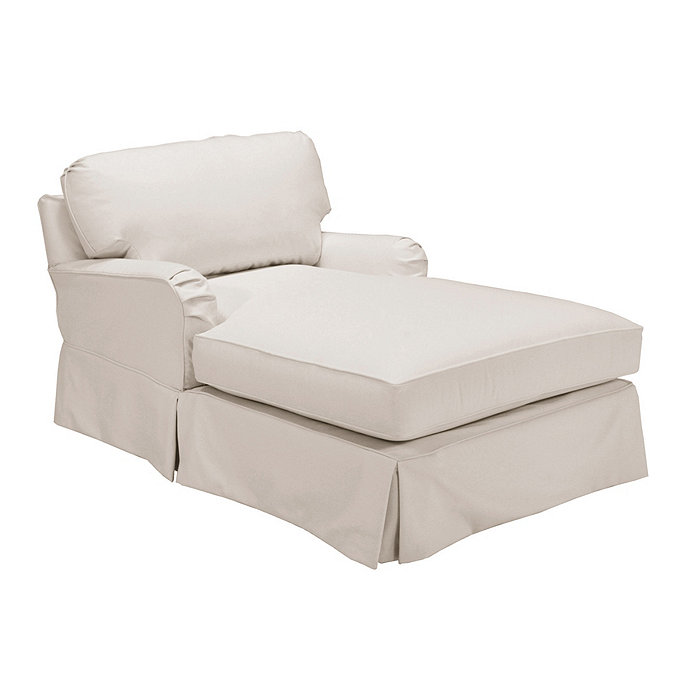 Eton chaise slipcover com ballard designs for Ballard designs chaise