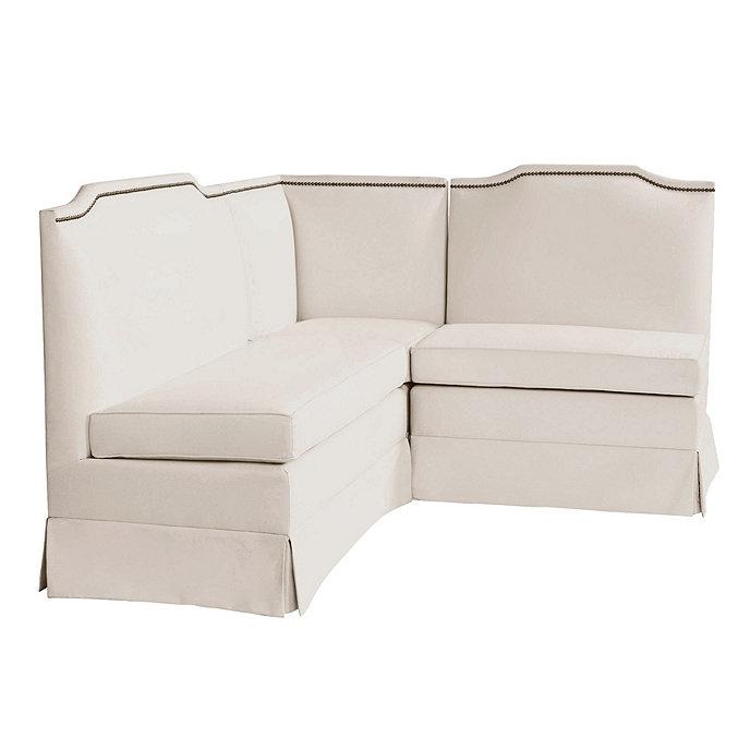 hampton 3 piece upholstered set ballard designs