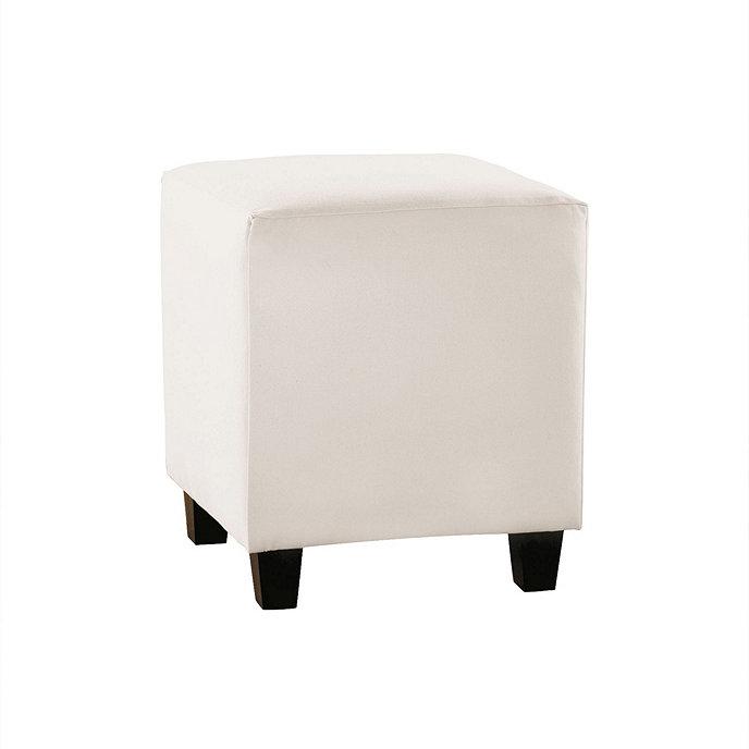 Upholstered Cube Ballard Designs