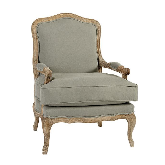 louisa bergere chair ballard designs
