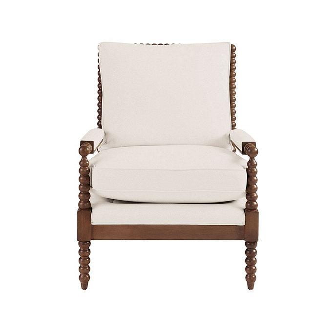 Shiloh Spool Chair | Ballard Designs