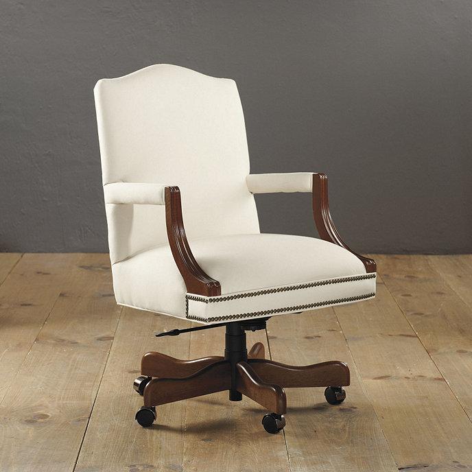 Wharton Desk Chair Ballard Designs