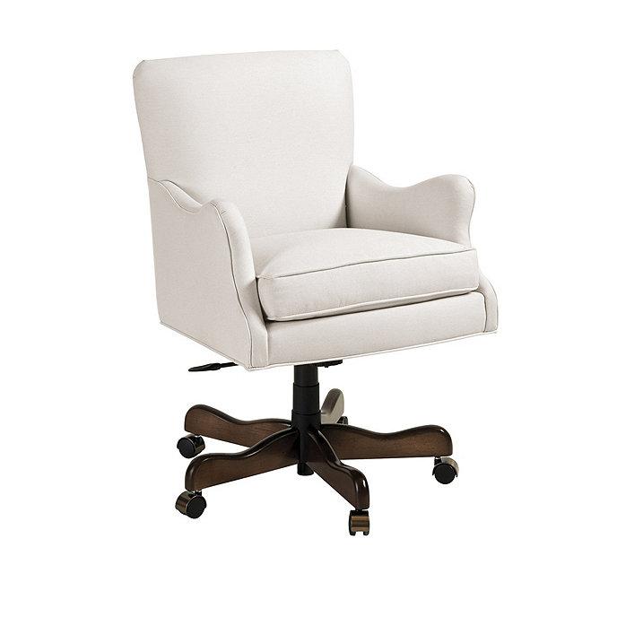 Rhodes Desk Chair | Ballard Designs