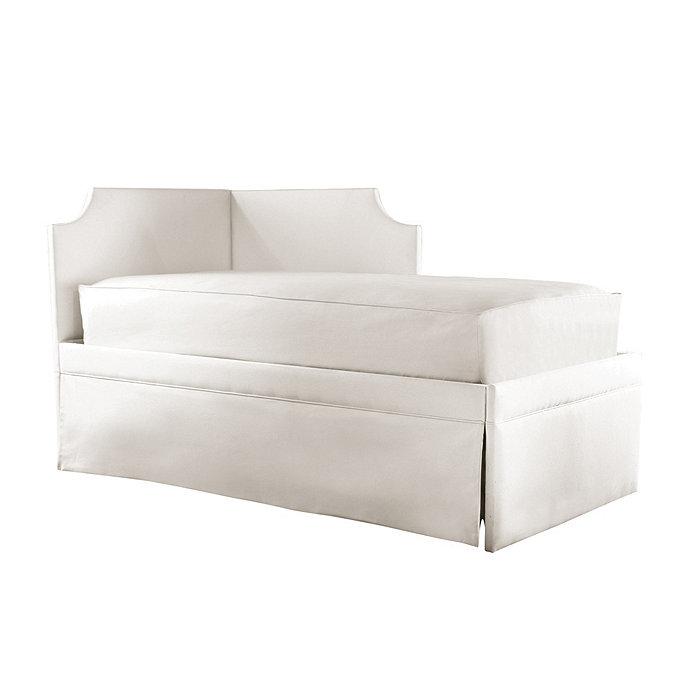 Isabella Left Corner Daybed With Trundle Ballard Designs