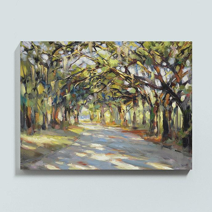 Wall art ballard design : Southern oaks art ballard designs
