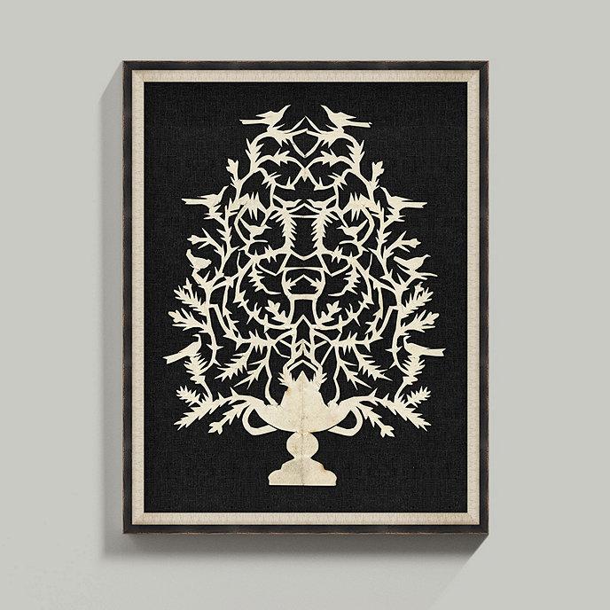 arbre de la vie art ballard designs. Black Bedroom Furniture Sets. Home Design Ideas