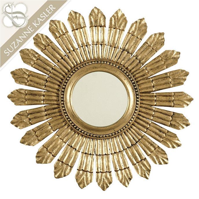 Suzanne Kasler Sunburst Mirror 3 Ballard Designs