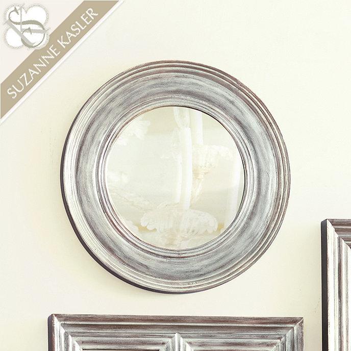Suzanne Kasler Round Convex Mirror Ballard Designs