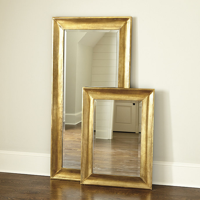 Brass Framed Mirror Ballard Designs