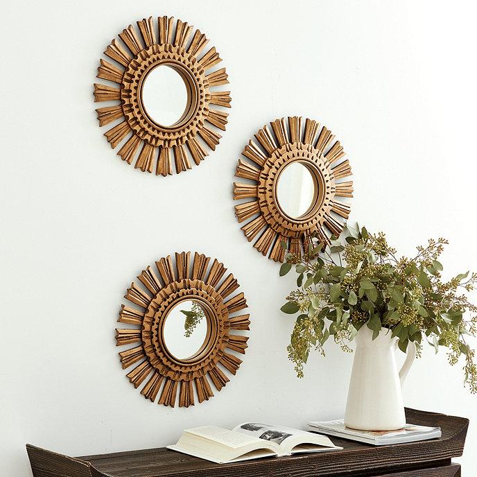Suzanne Kasler Sunburst Mirror 1 Ballard Designs