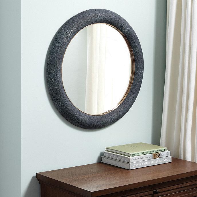 Adrianna Round Mirror Ballard Designs