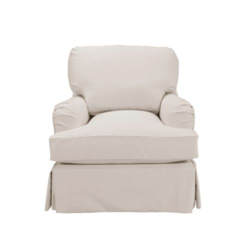 Eton Club Chair Slipcover COM