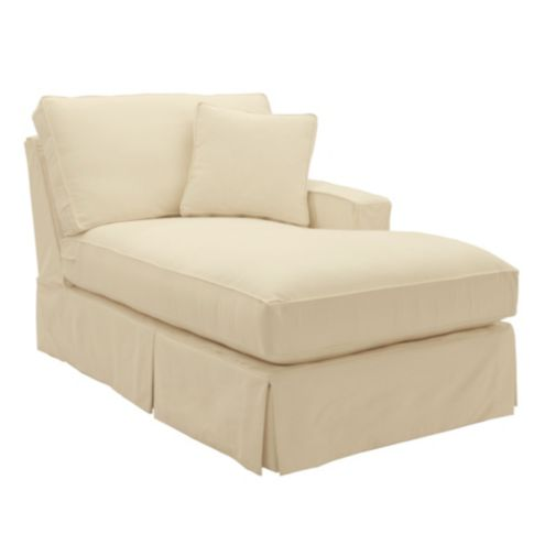 Graham Right Arm Chaise Slipcover - Special Order
