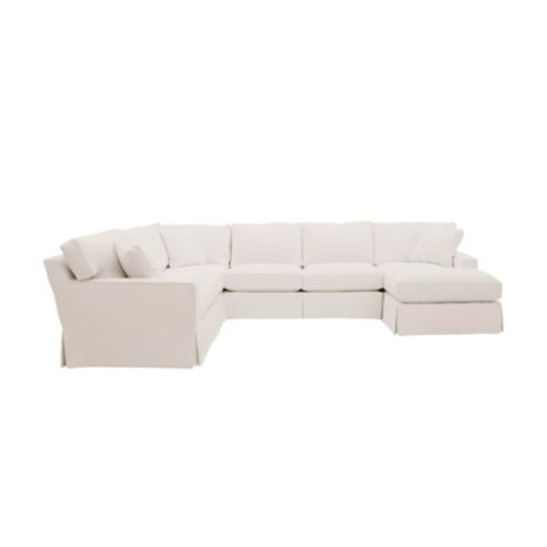 Graham 4 | Piece Sectional with Right Arm