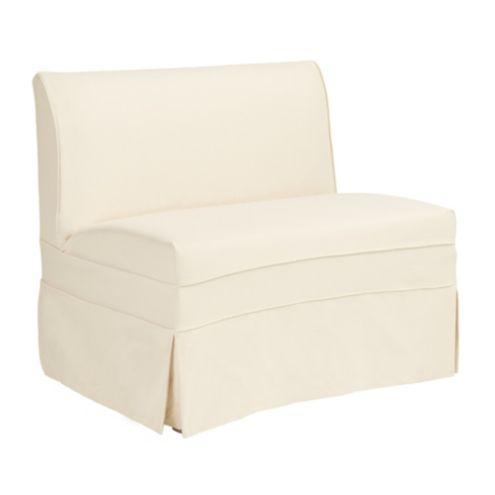 Bristol Slipcovered Seating/36' Bench Long Slipcover