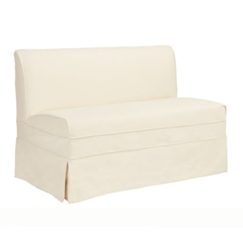 Bristol Slipcovered Seating/48' Bench Long Slipcover