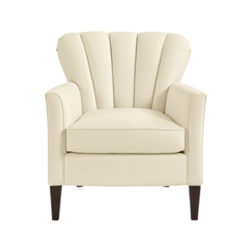 Cici Channel Back Chair