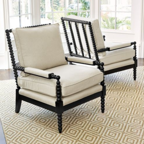 Best Of Ballard Shiloh Spool Chair