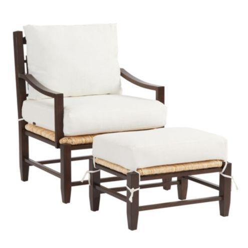 Chelsey Chair & Ottoman