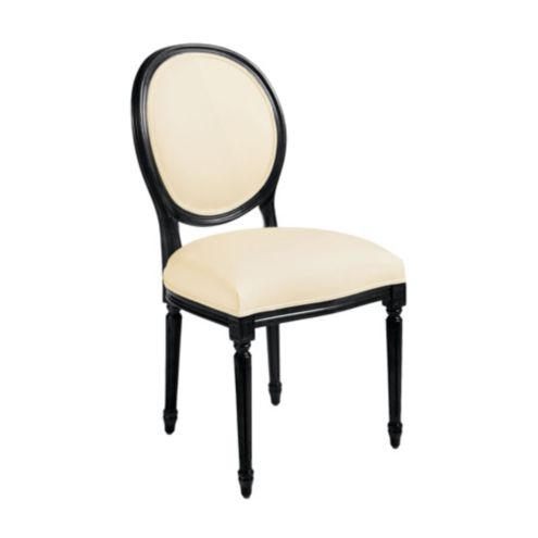 Test Louis XVI Oval Side Chair