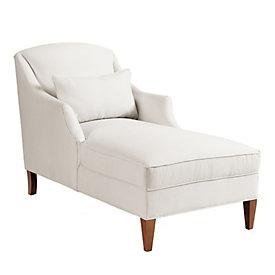 Davenport Upholstered Chaise Ballard Designs