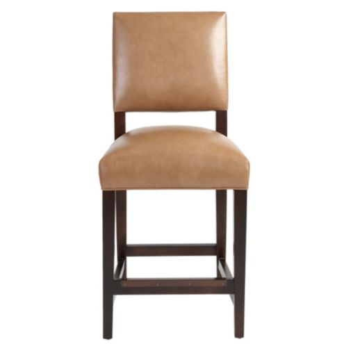 Hayward Leather Counter Stool