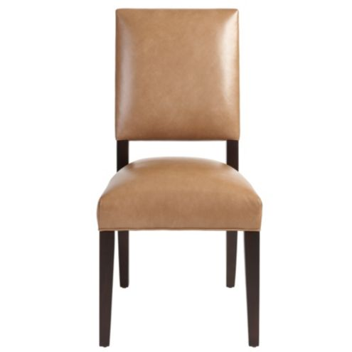 Hayward Leather Side Chair