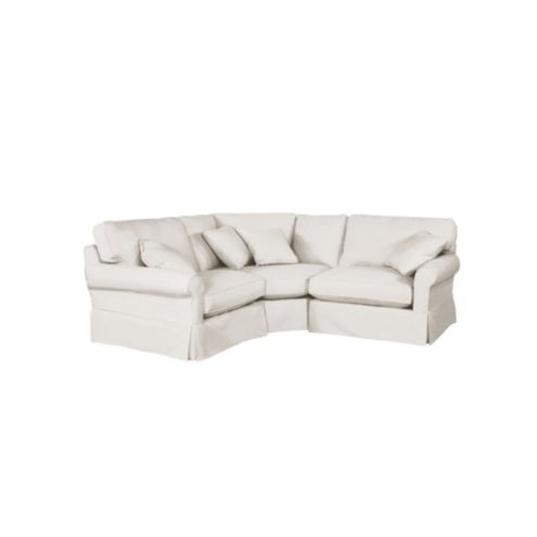 Baldwin Wedge Chair Sectional Slipcover - Special Order