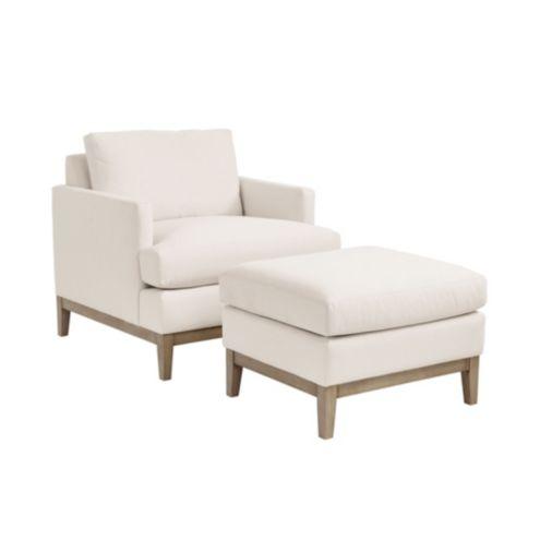 Hartwell Chair & Ottoman